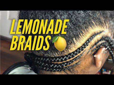 I GLOWED UP! | Lemonade Braids [UPDATE]