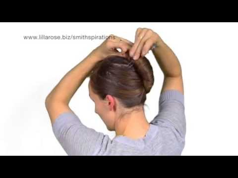 Fast & Easy French Twist Method (Secured 3 Different Ways)