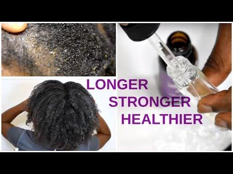 10 Lavender Oil Benefits for Natural Hair GROWTH & SCALP REPAIR | Naturenics