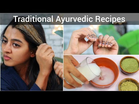 #StrictlyAyurveda - Triphala Churna, KshirPak, Balayam - For Hairloss Remedy at Home