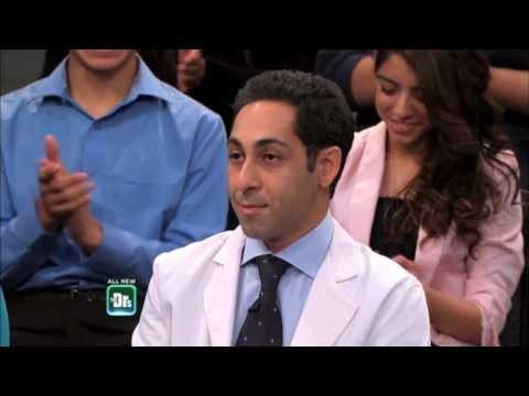 Dr. Amir Yazdan Helps Celebrity Countess Vaughn on The Doctors