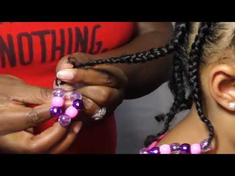 Adding Beads With A String