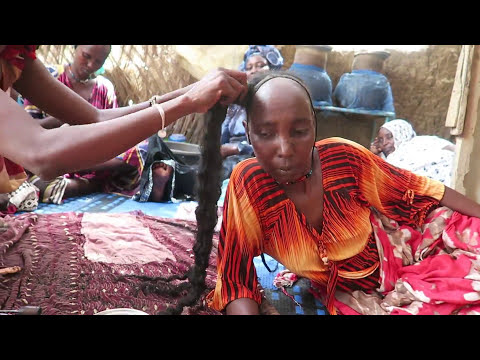 Long natural hair secret from Chad in Africa : CHEBE POWDER