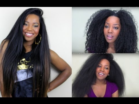 Blow Dry & Flat Iron Natural Hair | HIGHLY REQUESTED