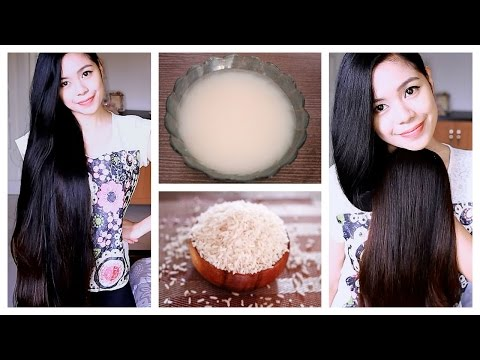 DIY Rice Water For Repairing Damaged Hair And Get Silky Hair-Beautyklove