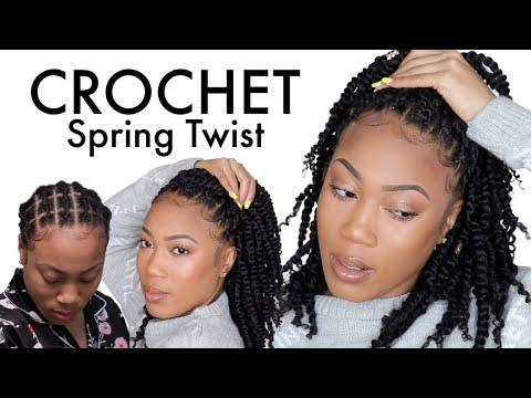 NEW Crochet Passion/Spring Twist + Versatile Braid Pattern