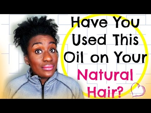 Argan Oil Benefits for Natural Hair- Less Breakage, Hair Growth, Shine and More (4c Hair)