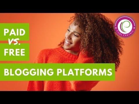 Paid vs Free Blogging Platforms: (What Should You Choose?)