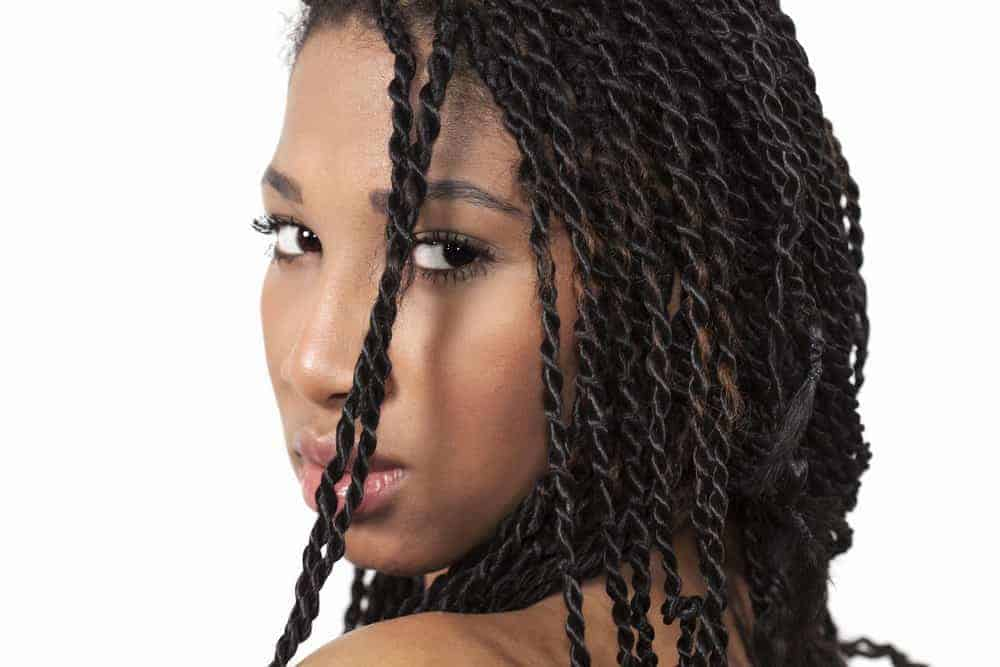 How To Grow Long Natural African Hair