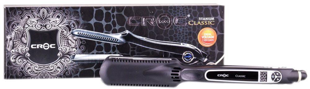 Turboion Rbt Turboion Croc Classic Titanium Straightener