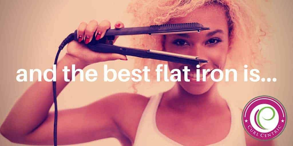 best hair styling iron the best flat irons amp straighteners for hair 3379 | and the best flat iron is...