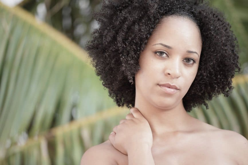 Natural Hair Growth In Black Women