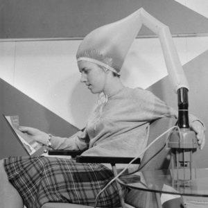1962 Excelsior Bonnett Hair Dryer