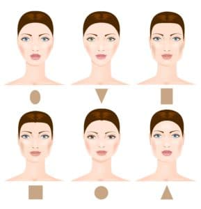 face shapes for wigs