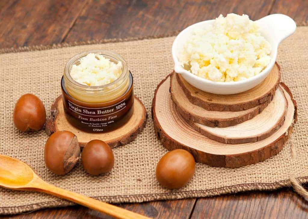 shea butter for natural hair