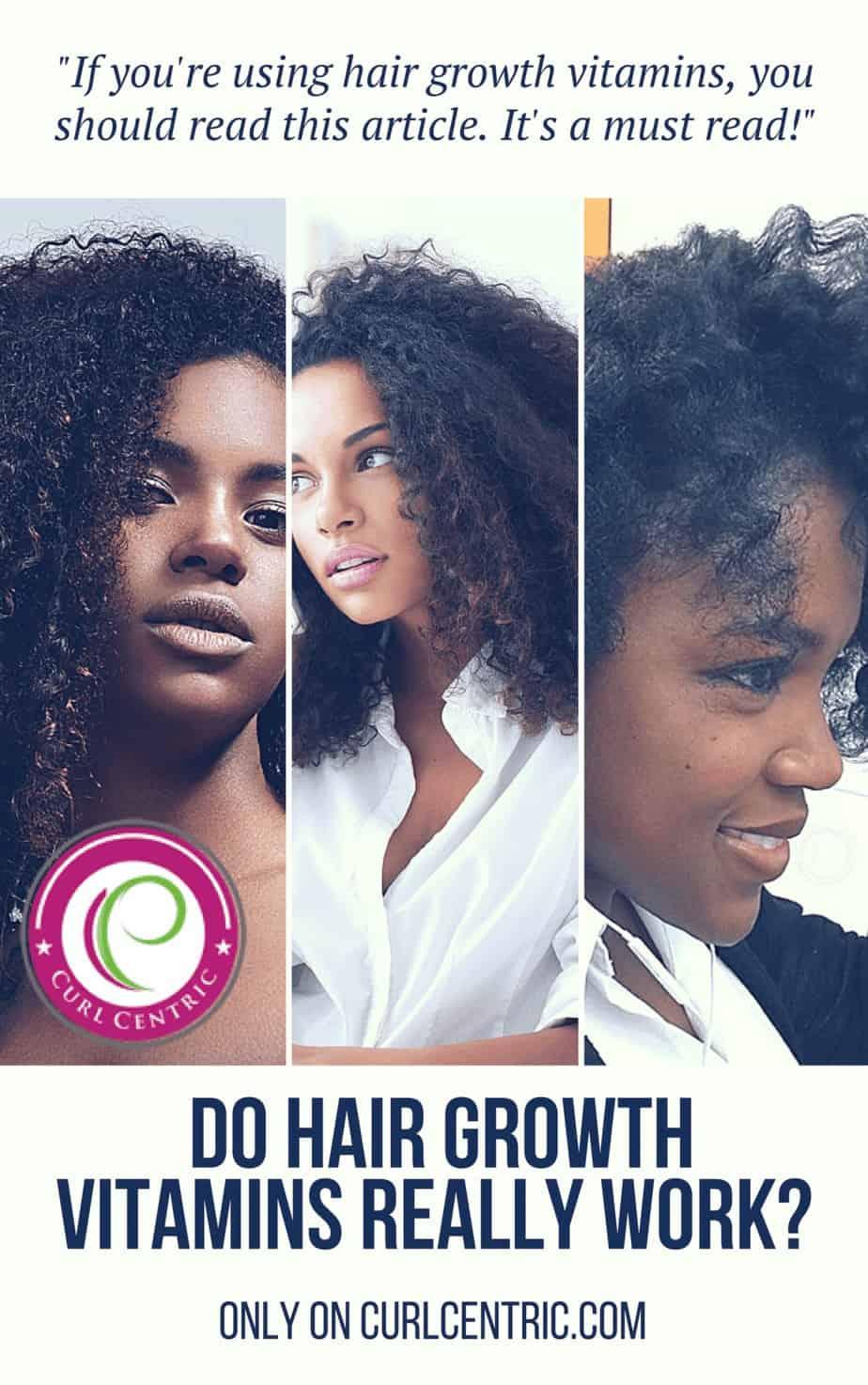 best hair growth vitamins for curly hair