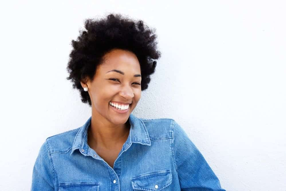 Transitioning From Relaxed To Natural Hair With The Big Chop