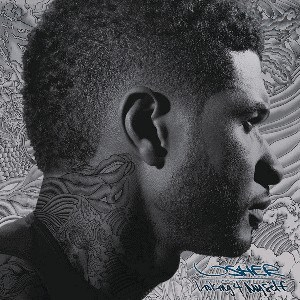 Usher Frohawk Looking 4 Myself Album Cover