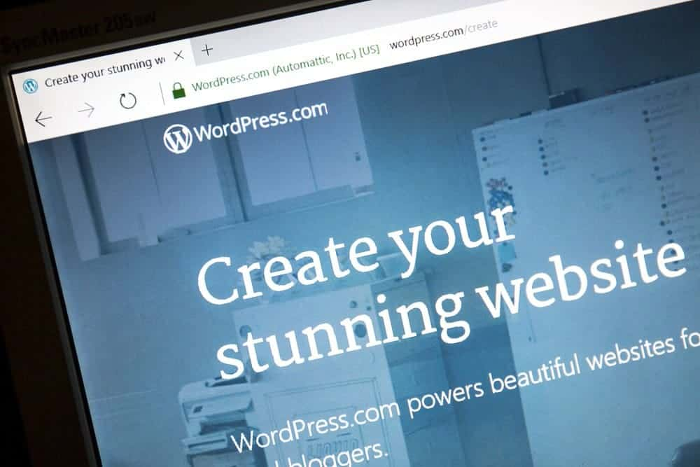 create your beauty blog with wordpress