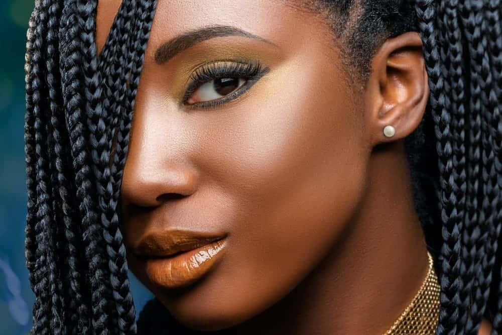 Best Braided Black Hairstyles With Accessories