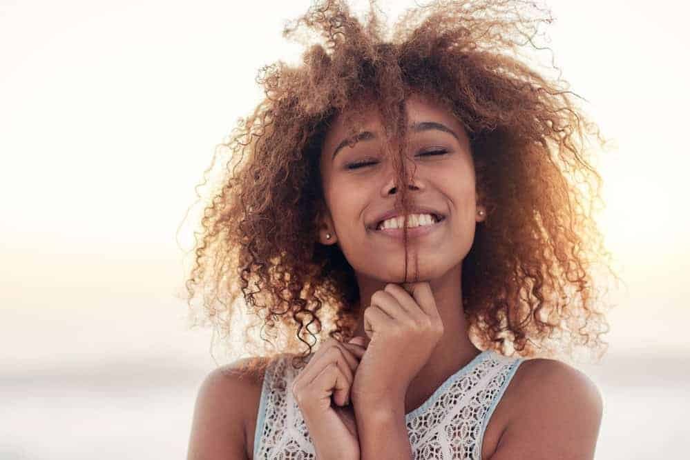 what should you do when your hair's balance is thrown off by excess moisture