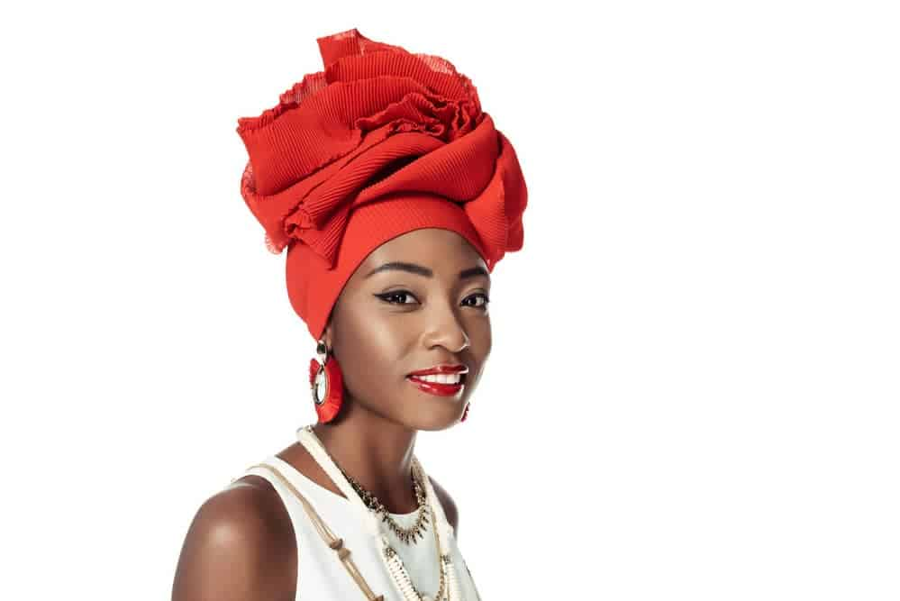 History of African Head Wraps