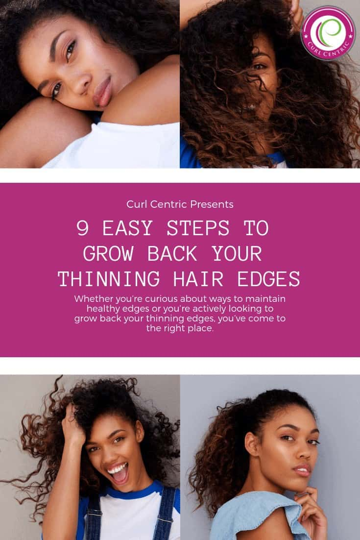 9 ways to grow back your baby hairs