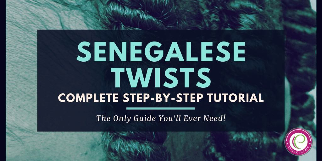 Senegalese Twists Hairstyles