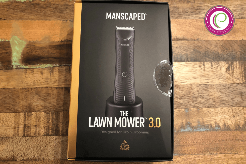 Photo of Manscaped Lawn Mower 3.0 groin trimmers for black men.
